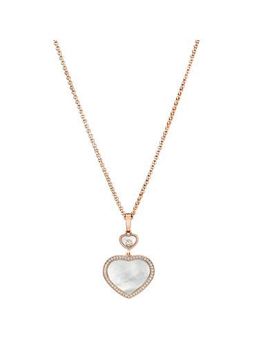 Chopard Kette Happy Hearts 79A074-5301