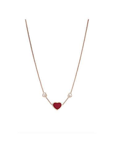 Chopard Kette Happy Hearts 81A082-5801