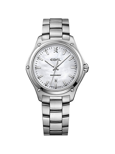 Ebel Damenuhr Discovery Lady 1216393