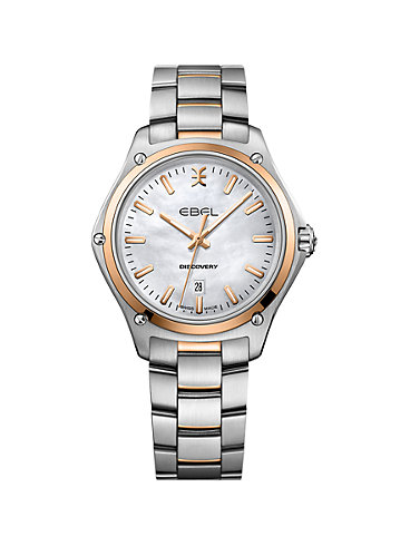 Ebel Damenuhr Discovery Lady 1216396