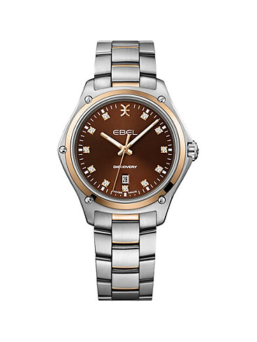Ebel Damenuhr Discovery Lady 1216425