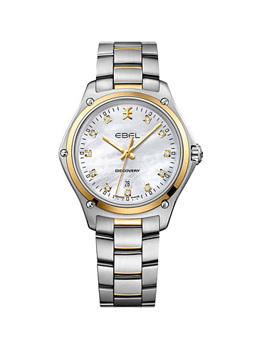 Ebel Damenuhr Discovery Lady 1216498