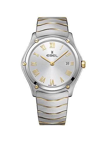 Ebel Herrenuhr Sport Classic 1216493A