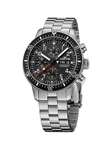 Fortis Chronograph Official Cosmonauts Chrono 638.10.11