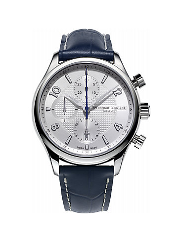 Frederique Constant Chronograph Runabout FC-392RMS5B6