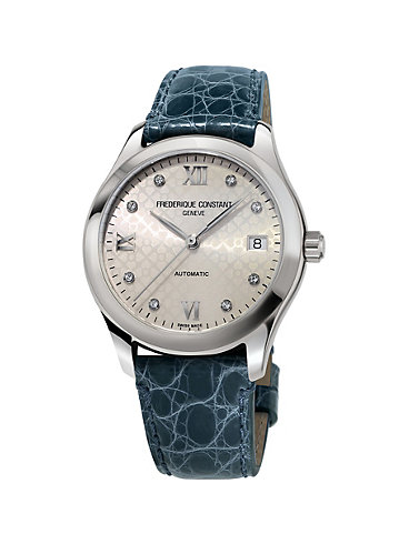 Frederique Constant Damenuhr Ladies Automatic FC-303LGD3B6