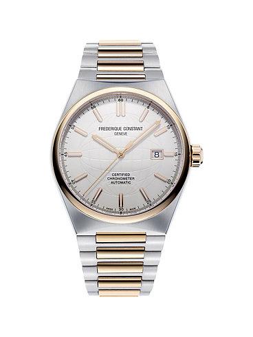 Frederique Constant Uhren-Set Highlife Automatic COSC FC-303V4NH2B