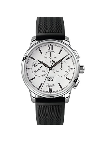 Glashütte Original Chronograph Senator Chronograph Panoramadatum Mondphase 13701050233