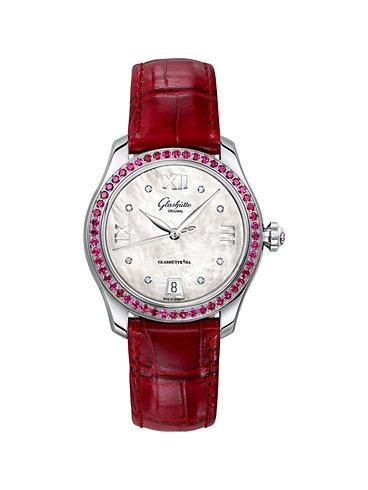 Glashütte Original Damenuhr Lady Serenade 13922103044