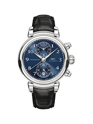 IWC Chronograph Da Vinci Chronograph Edition Laurens Sport For Good Foundation IW393402