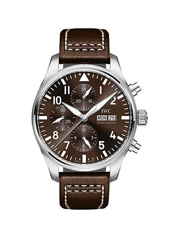 IWC Chronograph Pilot's Watch Chronograph Edition Antoine De Saint-Exupéry Classic IW377713