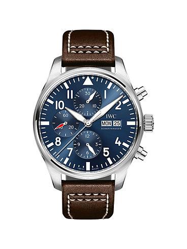 IWC Chronograph Pilot's Watch Chronograph Edition Le Petit Prince IW377714