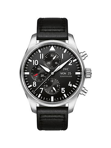 IWC Chronograph Pilot's Watch Chronograph IW377709