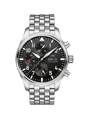 IWC Chronograph Pilot's Watch Chronograph IW377710