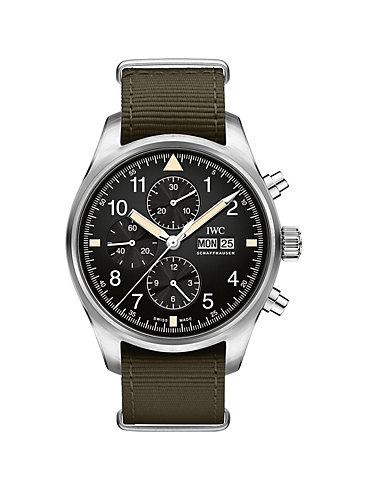 IWC Chronograph Pilot's Watch IW377724