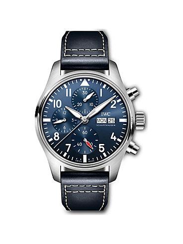 IWC Chronograph Pilot's Watch Spitfire IW388101