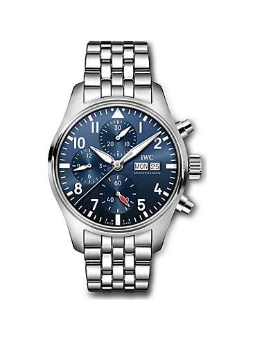 IWC Chronograph Pilot's Watch Spitfire IW388102