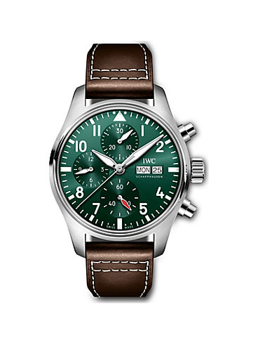 IWC Chronograph Pilot's Watch Spitfire IW388103