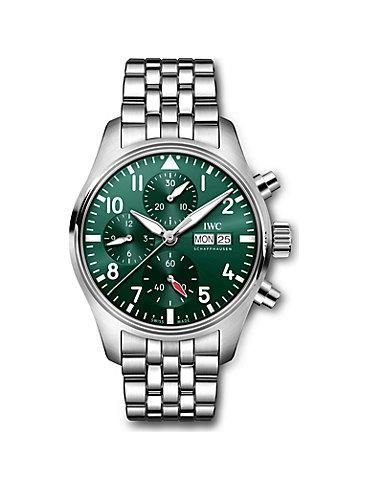 IWC Chronograph Pilot's Watch Spitfire IW388104