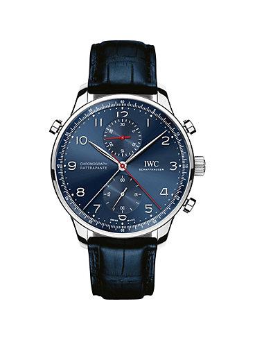 "IWC Chronograph Portugieser Chronograph Rattrapante Edition ""Boutique Munich"" IW371217"