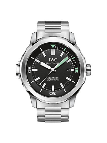 IWC Herrenuhr Aquatimer Automatic IW329002