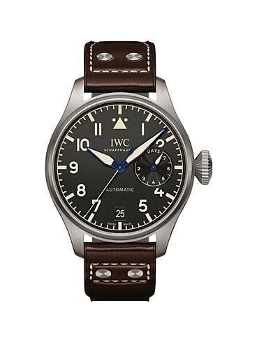 IWC Herrenuhr Big Pilot's Watch Heritage  Classic IW501004