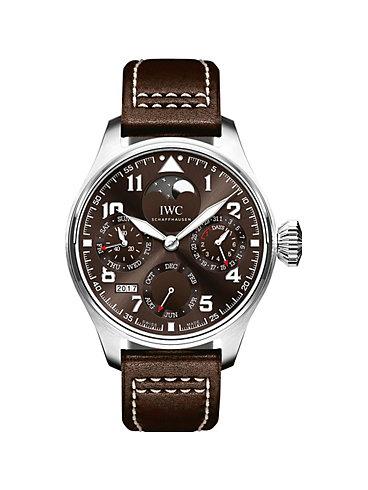 IWC Herrenuhr Big Pilot's Watch Perpetual Calendar Edition Antoine De Saint-Exupéry IW503801