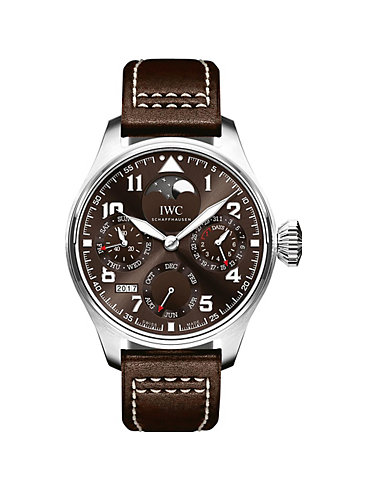 IWC Herrenuhr Big Pilot's Watch Perpetual Calendar IW503801