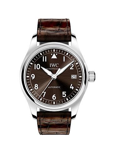 IWC Herrenuhr Pilot's Watch Classic IW324009