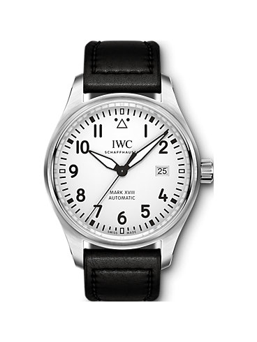 IWC Herrenuhr Pilot's Watch Classic IW327002