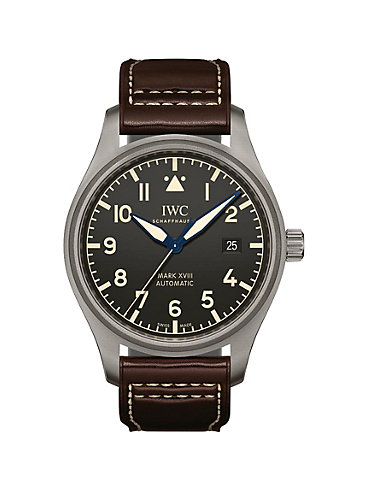 IWC Herrenuhr Pilot's Watch Classic IW327006