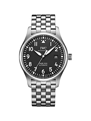 IWC Herrenuhr Pilot's Watch Classic IW327011