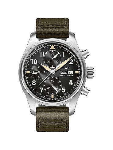 IWC Herrenuhr Pilot's Watch Spitfire IW387901