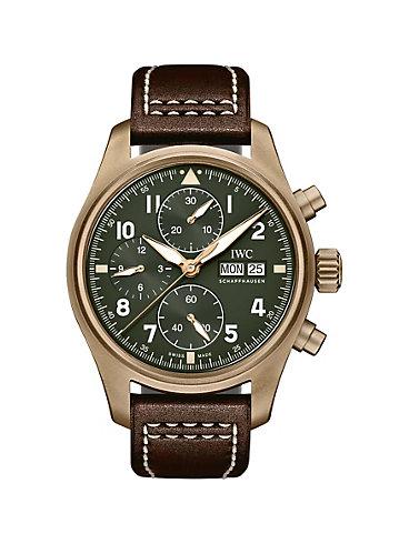 IWC Herrenuhr Pilot's Watch Spitfire IW387902