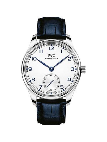 IWC Herrenuhr Portugieser Automatic 40 IW358304