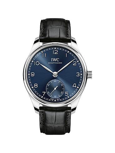 IWC Herrenuhr Portugieser Automatic 40 IW358305