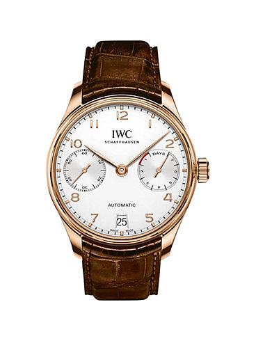 IWC Herrenuhr Portugieser Automatic IW500701
