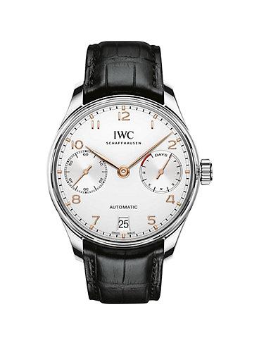 IWC Herrenuhr Portugieser Automatic IW500704