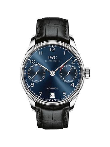 IWC Herrenuhr Portugieser Automatic IW500710