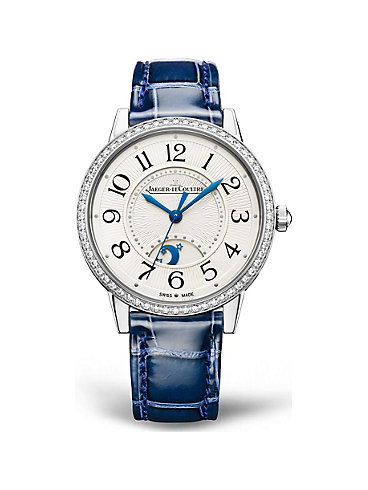 Jaeger-LeCoultre Damenuhr Rendez-Vous  Night & Day Medium Q3448430