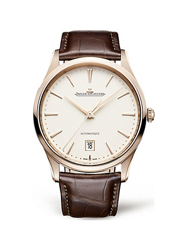 Jaeger-LeCoultre Herrenuhr Master Ultra Thin Date  Ultra Thin Date Q1232510