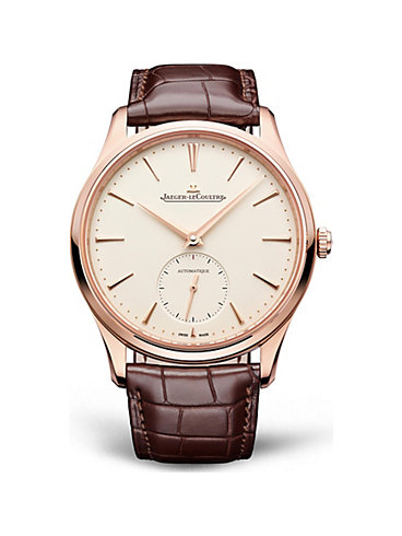 Jaeger-LeCoultre Herrenuhr Master   Ultra Thin Small Seconds Q1212510