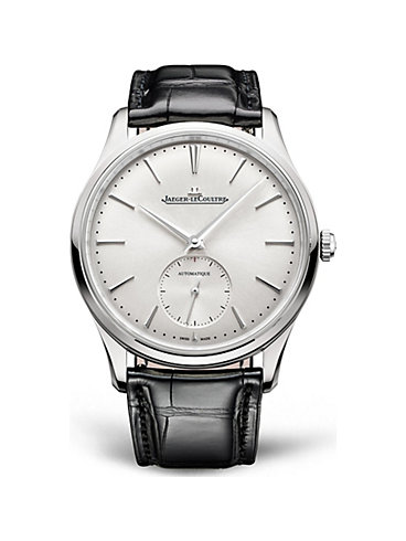 Jaeger-LeCoultre Herrenuhr Master Ultra Thin Small Seconds Q1218420