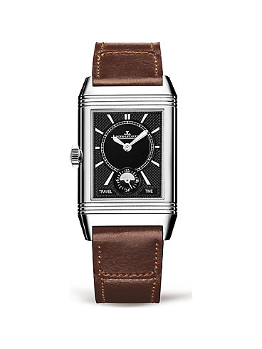 Jaeger-LeCoultre Herrenuhr Reverso  Classic Medium Duoface Small Seconds Q2458422