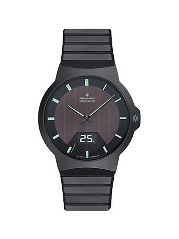 Junghans Herrenuhr Force Mega Solar 018193844