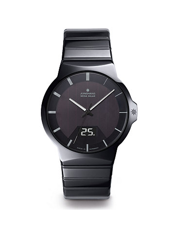 Junghans Herrenuhr Force Mega Solar