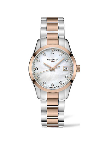 Longines Damenuhr Conquest Classic Lady L23863877