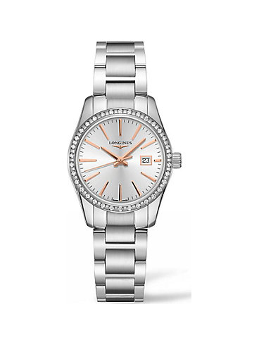 Longines Damenuhr Conquest Lady L22860726