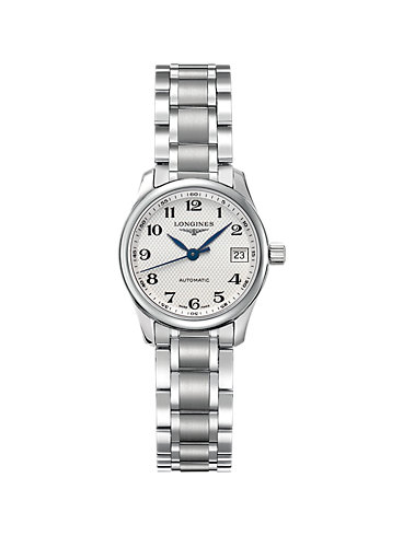 Longines Damenuhr The Longines Master Collection L21284786