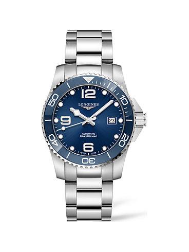 Longines Herrenuhr Diving HydroConquest L37814966